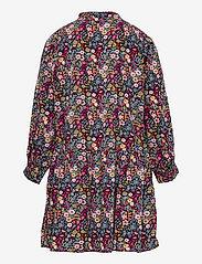 name it - NKFVINAYA LS DRESS - kleider - persian red - 1