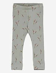 name it - NBMBAZIM XSL LEGGING - leggings - wrought iron - 0