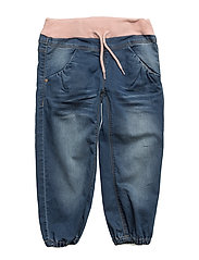 NITBOLET BAG/XR DNM PANT MZ NOOS - MEDIUM BLUE DENIM
