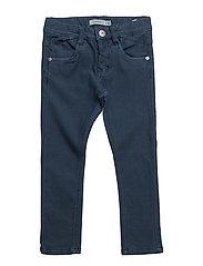 NITJON XSL/XSL TWILL PANT MZ - DRESS BLUES