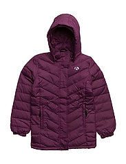 NITSAPLE JACKET DOWN NMT G FO - DARK PURPLE