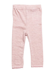 NITWANGFLO WOOL NEEDLE LEGGING NB NOOS - WOODROSE
