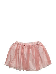 NITHEY TULLE SKIRT MZ - ROSE TAN