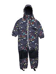 NITALFA SOFTSHELL WHOLESUIT BADGES MZ FO - DRESS BLUES