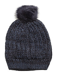 NITMALU KNIT HAT F MINI - SKY CAPTAIN
