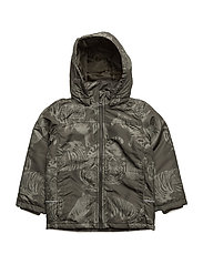 NITMELLON JACKET TIGER M MINI - FOREST NIGHT