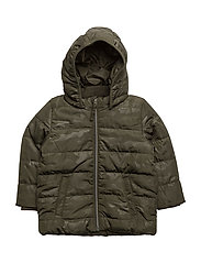 NITMIT JACKET MINI B CAMP - FOREST NIGHT