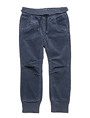 NITBALON BAG/R CORD PANT M MINI - DRESS BLUES