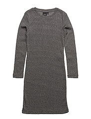 NITRAL LS DRESS F LMTD - BLACK