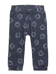 NBMGIRAF PANT - DRESS BLUES