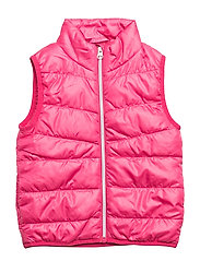 NMFMYLAN VEST - BRIGHT ROSE