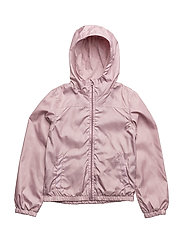 NKFMIX AOP JACKET CAMP - DAWN PINK