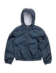 NKMMIX SOLID JACKET CAMP - DRESS BLUES