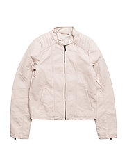 NKFMANDY JACKET - PEACHY KEEN