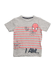 NMMSPIDERMAN GLYN SS TOP WDI