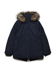 NKFMUMPERIES PARKA JACKET FO - SKY CAPTAIN