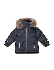 NMMSNOW08 JACKET SOLID FO - SKY CAPTAIN