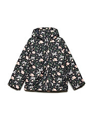 NKFMELLO JACKET ROSE - SKY CAPTAIN