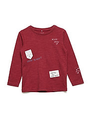 NMMKARSTEN LS TOP - RUBY WINE