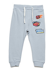 NMMCARS LIAM SWEAT PANTS UNB WDI - DUSTY BLUE