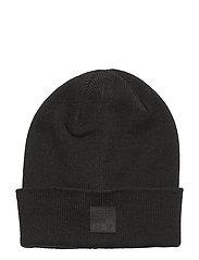 NKMMILLKO KNIT HAT - BLACK
