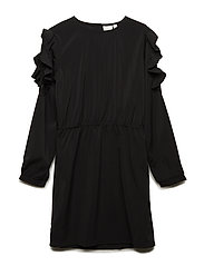NKFROSIE LS DRESS - BLACK