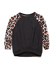 NMFSALOURA SWEAT BRU - BLACK