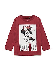 NMMMICKEY PALLE LS TOP WDI - RUBY WINE