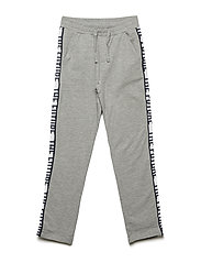 NKMLARS BRU SWEAT PANT - GREY MELANGE