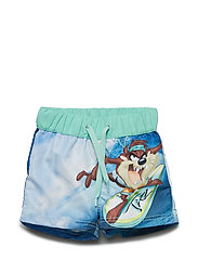 NMMLOONEY JIM SWIMSHORTS BOX WAB - OCEAN WAVE