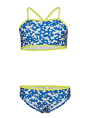 NKFZUMMERU BIKINI BOX CAMP - STRONG BLUE