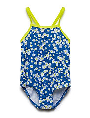 NMFZUMMERU SWIMSUIT BOX CAMP - STRONG BLUE