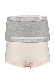 NKFHIPSTER 2P WE BARELY PINK LUREX NOOS - BARELY PINK