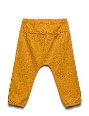NBFNICOLE PANT - GOLDEN ORANGE