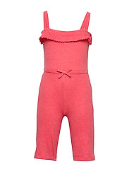 NMFHASWEET JUMPSUIT - CALYPSO CORAL