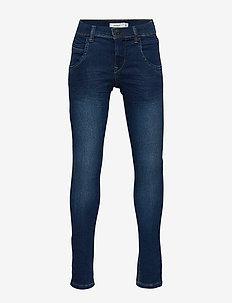 NITTAX SLIM/XSL DNM PANT NMT NOOS - jeans - dark blue denim