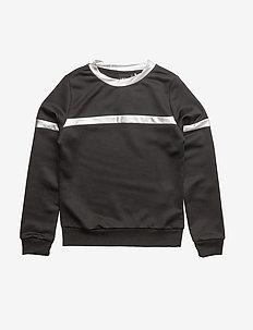 NITROSE  LS SWEAT F LMTD - sweatshirts - black