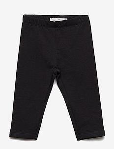 NKFDAVINA SWEAT LEGGING NOOS - leggings - black