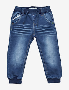 NMMBOB DNMTOLLY 2160 PANT NOOS - jeans - medium blue denim