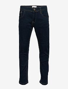 NKMROBIN DNMTHAYER 3157 SWE PANT NOOS - jeans - dark blue denim