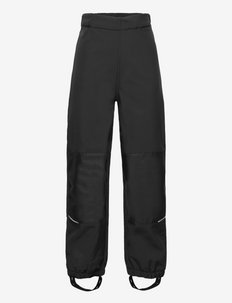 NKNALFA PANT SOLID - winter trousers - black