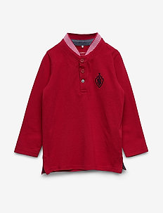 NMMRICARDO LS POLO - JESTER RED