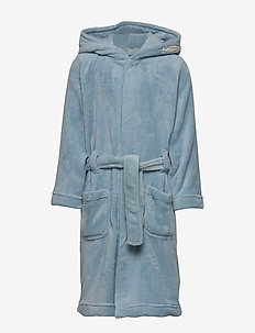 NMFFROZEN BATTY BATHROBE WDI - bathrobes - cashmere blue