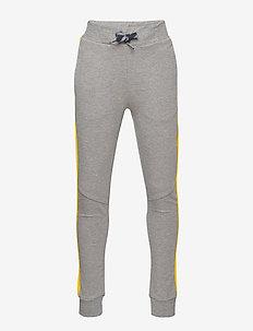 NKMVOLTANO SWE PANT UNB  B - joggings - grey melange