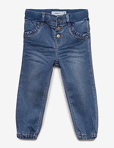 NBFRIE DNMTORA 1325 PANT NOOS - jeans - light blue denim
