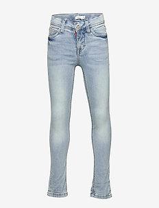 NKMPETE DNMTRACE 1302 PANT NOOS - jeans - light blue denim