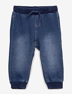 NBMROMEO DNMTRUEBO 2316 SWE PANT NOOS - jeans - medium blue denim