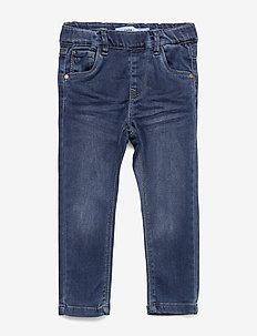 NMFPOLLY DNMTORAS 2242 LEGGING NOOS - jeans - medium blue denim