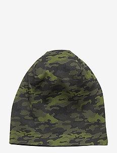 NKMMARK HAT - WINTER MOSS