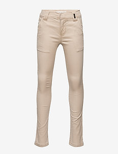 NKMSILAS TWIATICKA CHINO CD - WHITE PEPPER